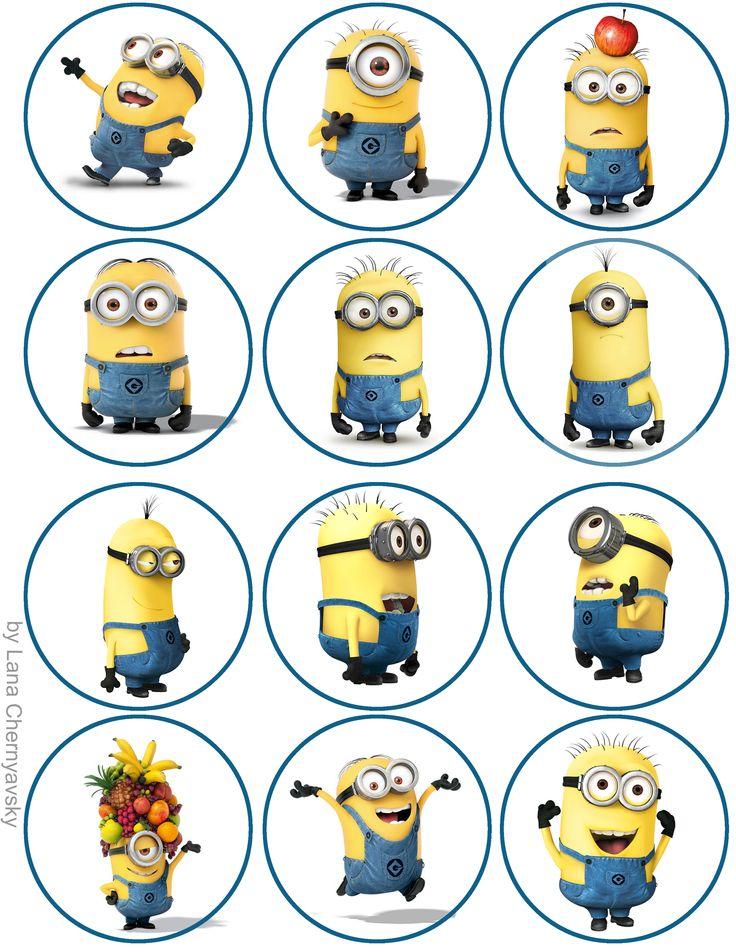 946cdd9f7137fddf4fd6368bc7ca88fa--cupcakes-minions-minion-cupcake-toppers