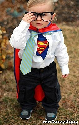 cute-funny-baby-Halloween-costume-superman-funny