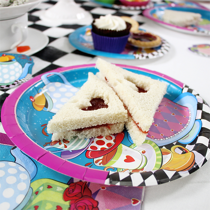 Jam-Sandwiches-with-a-Heart-Cutout
