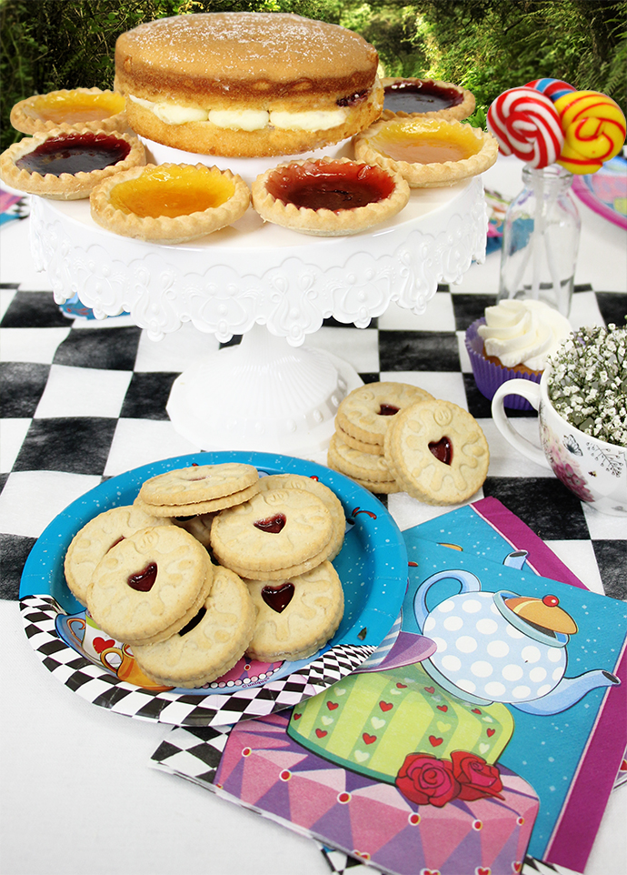 Mad-Hatters-Tea-Party-Food