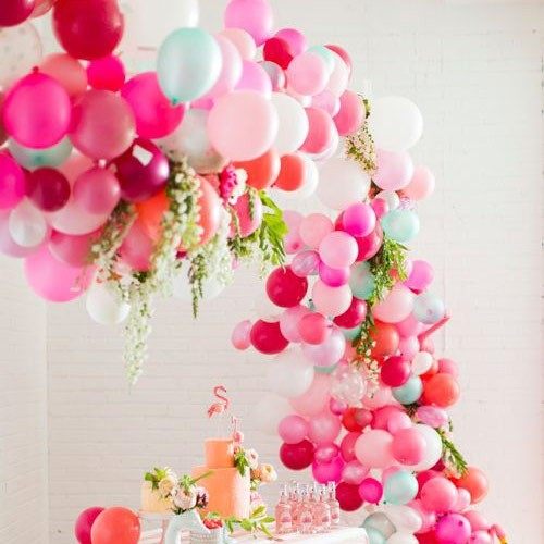 pretty-balloon-pink-decor-dubai