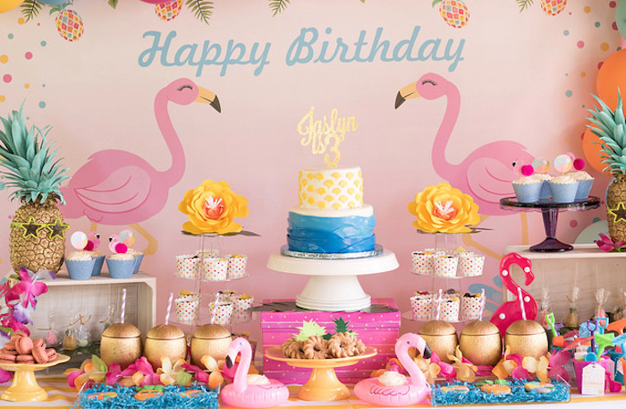 Tropical-Flamingo-Birthday-Party-via-Karas-Party-Ideas-KarasPartyIdeas.com10