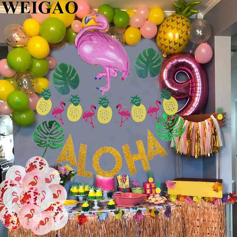 WEIGAO-Tropical-Flamingo-Party-Decor-Summer-Luau-Aloha-Hawaii-Theme-Kids-Birthday-Foil-Balloons-Decor-Pineapple.jpg_q50